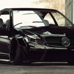 Liberty Walk's Awesome New Kit for Your Mercedes-Benz C63 AMG Coupe