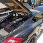 Porsche Cayman Powered by Mustang's 5.0L Coyote V8 (Video)