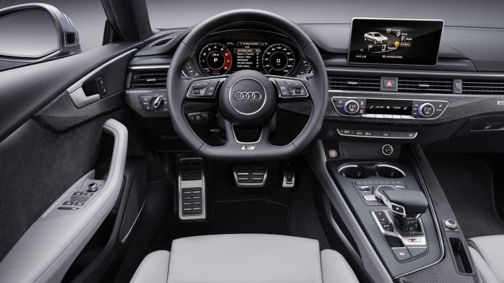 2018 Audi S5 Sportback Interior