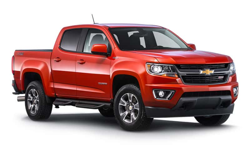 The Chevy Colorado Is One Of The Easiest Cars To Flip