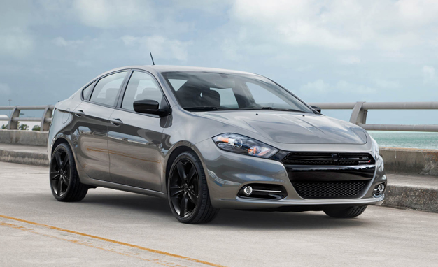 2017 Discontinued Cars - Dart