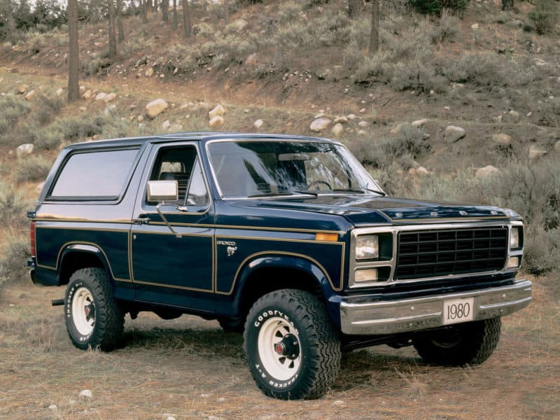 box shaped cars - Ford_Bronco_SUV