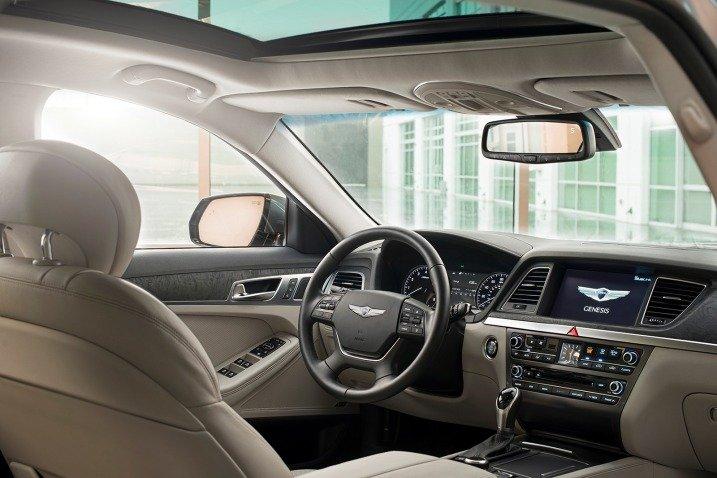 2017 Discontinued Cars - Hyundai Genesis
