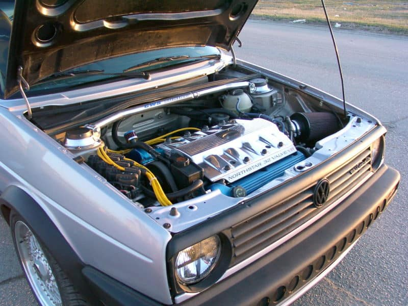 Best Engine Swaps - Volkswagen Golf