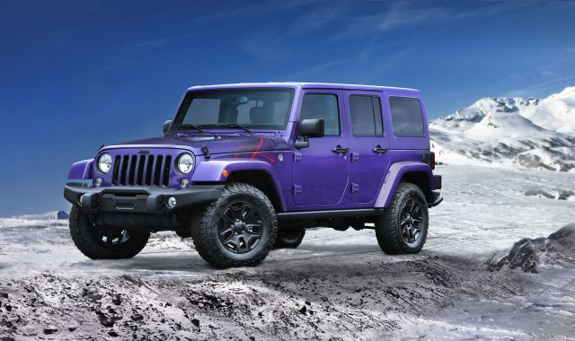 Vehicles Most Likely To Roll Over - Jeep Wrangler