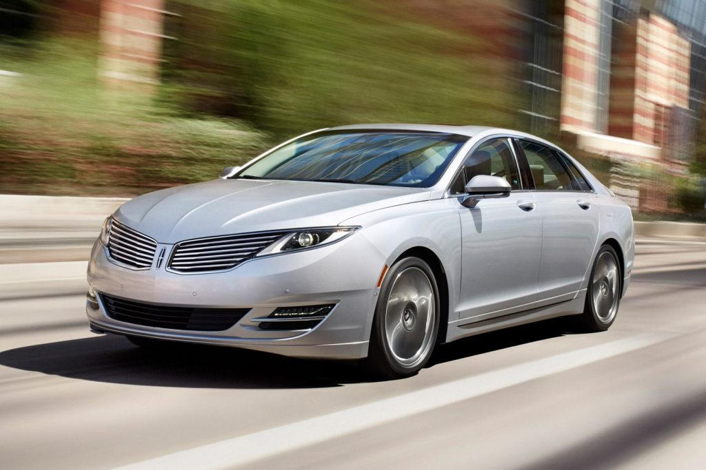 2017 Discontinued Cars - Lincoln-mks