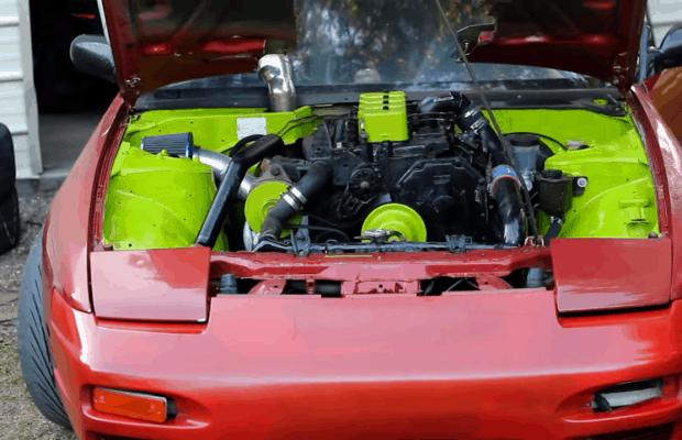 Nissan 240SX Cummins Turbo Diesel