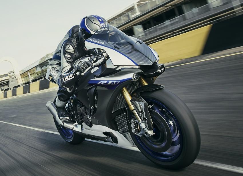 Yamaha R1 M News 6