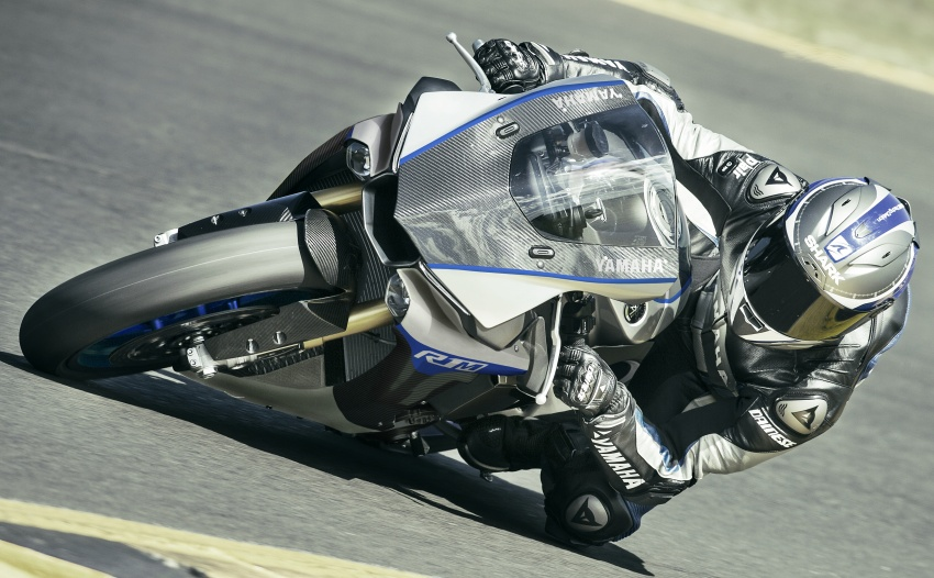 Yamaha R1 M News 7