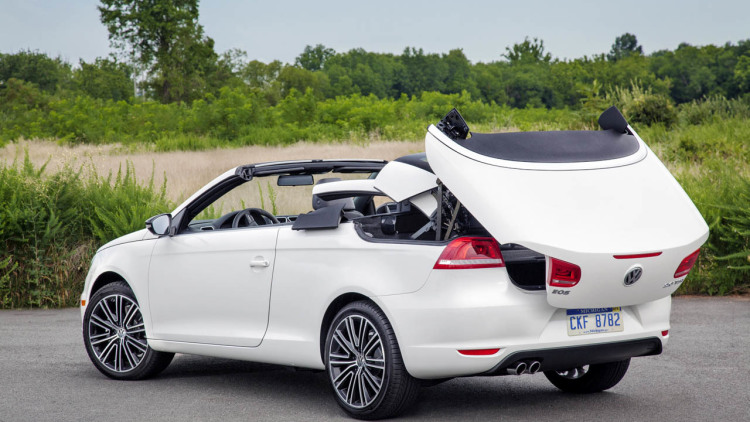 2017 Discontinued Cars - VW Eos