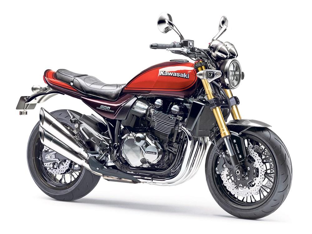 Coming Soon The Z900RS Kawasaki Retro Supercharged Models To Follow