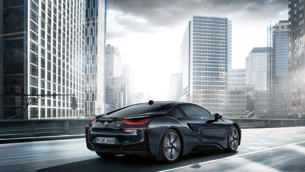 New Color Is What Makes 2018 Bmw I8 Protonic Dark Silver Edition Special