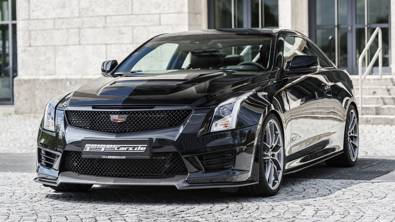 germany 39 s geigercars turns their eyes to the cadillac ats v coupe. Black Bedroom Furniture Sets. Home Design Ideas