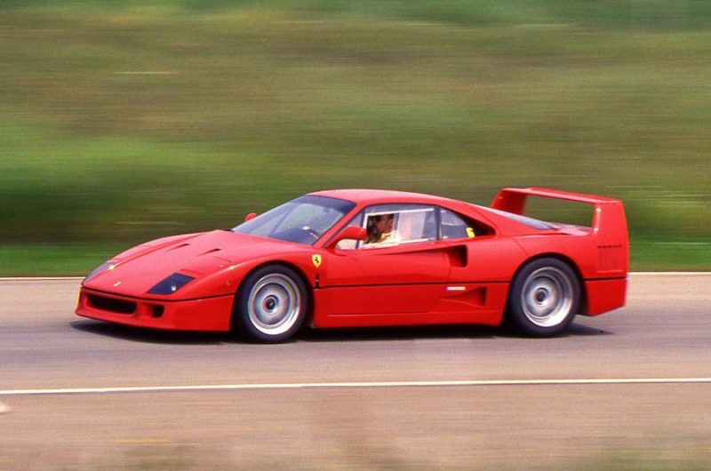 box shaped cars - ferrari-f40-1-002