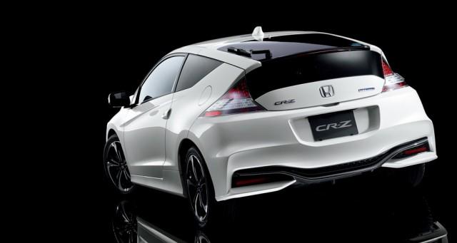 2017 Discontinued Cars - Honda CR-Z