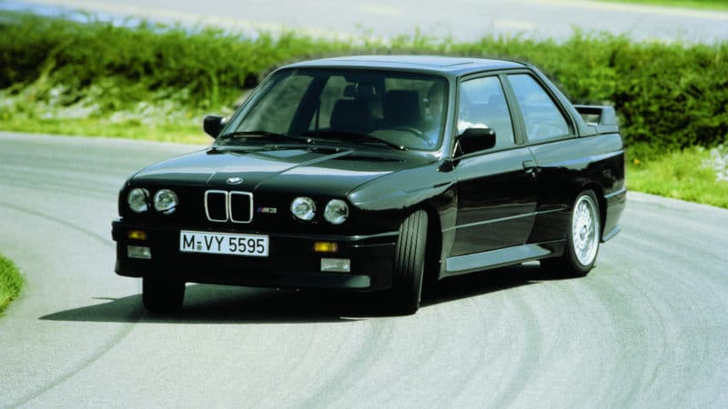 box shaped cars - BMW M3