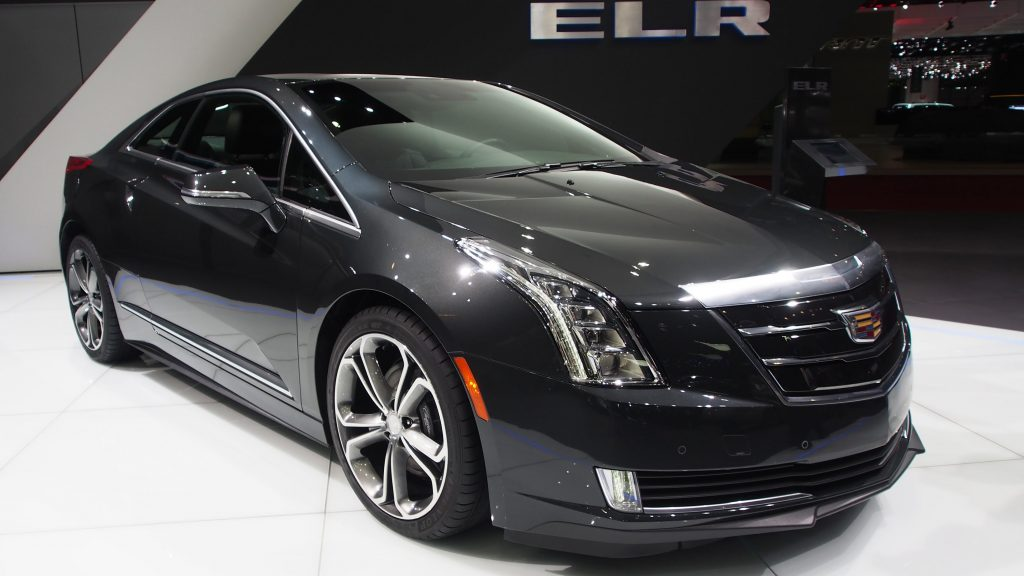 2017 Discontinued Cars Cadillac Elr