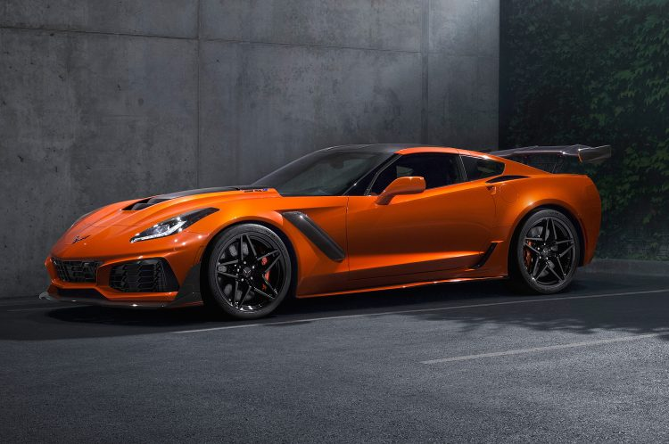 fastest american car - Chevrolet Corvette