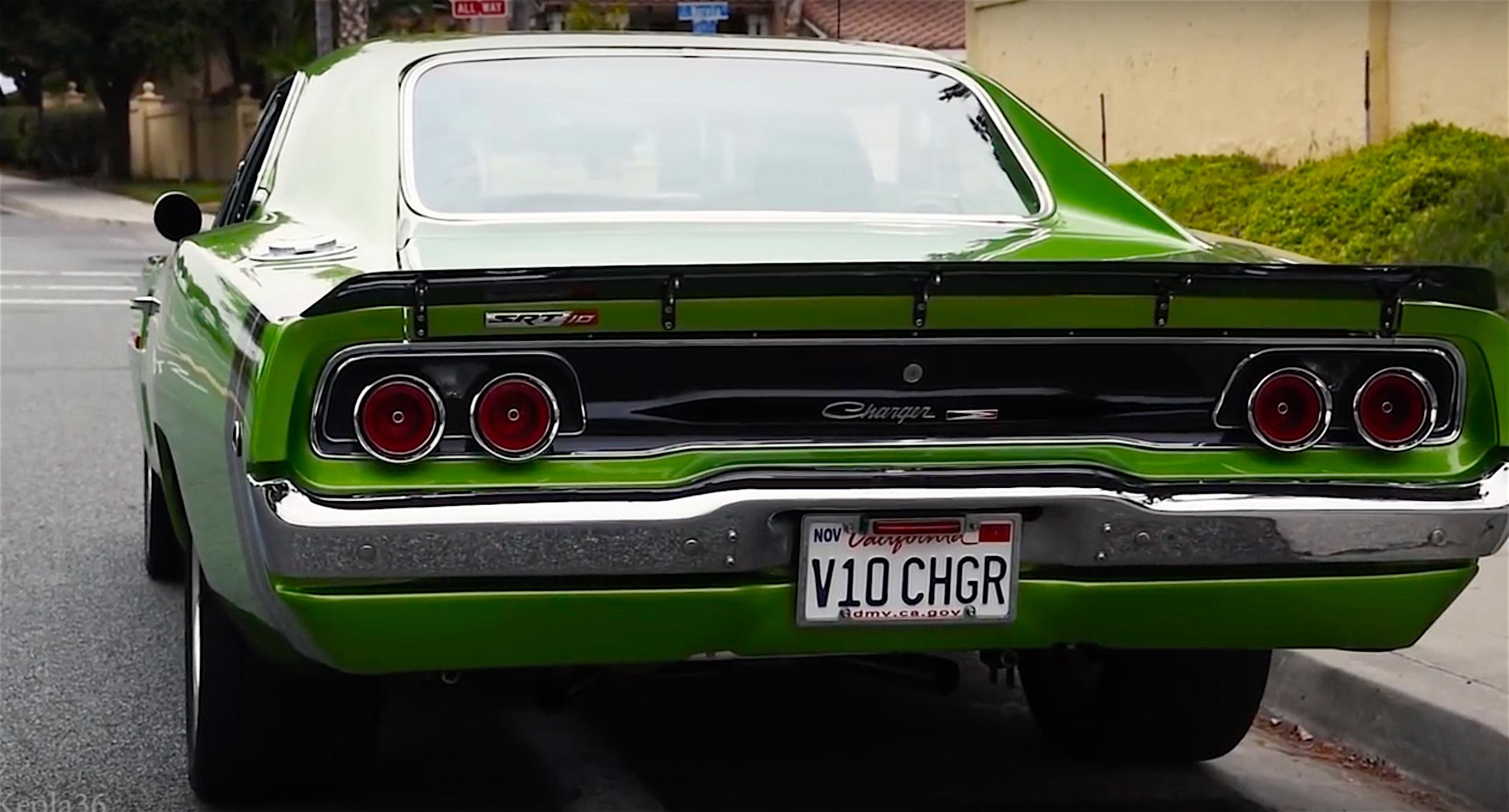 SRT10 Charger Viper Mash Up 5