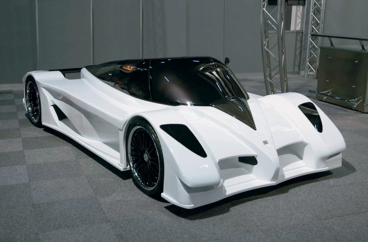 Of The Most Awkward Looking Production Supercars Ever Made