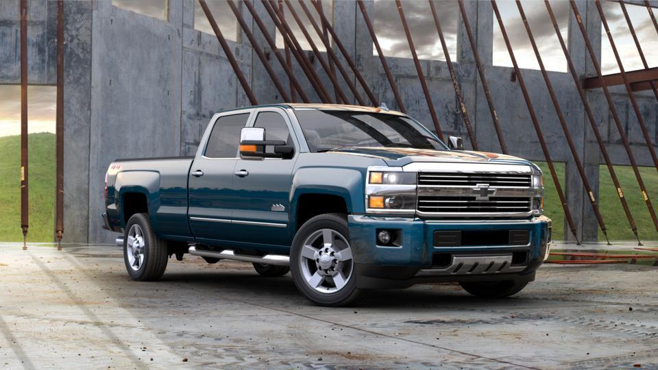 most expensive truck - 2016_chevrolet_silverado
