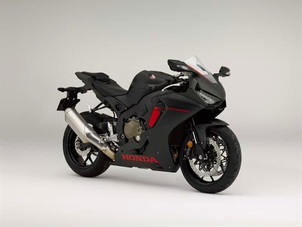 Honda CBR1000RR Black Front View