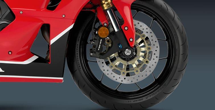 2017 Honda CBR600RR Wheels
