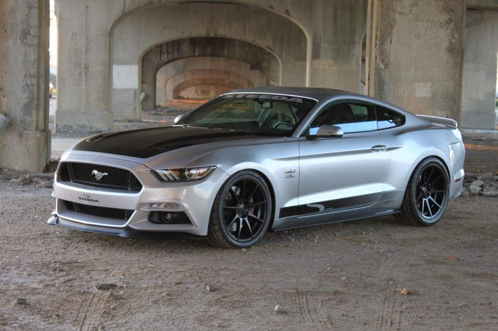 2017 Steeda Q750 StreetFighter Mustang Is A 825 HP Pony Car To Shame ...