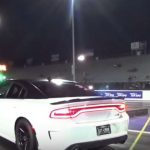 850 hp Charger Hellcat Vs 800 hp Mustang GT In A Drag Race – See Who Wins