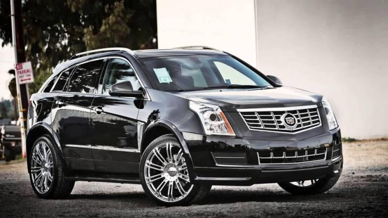2017 Discontinued Cars - Cadillac SRX