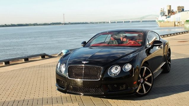 Bentley\'s Top 9 Explosive Luxury Performance Cars of All Time!