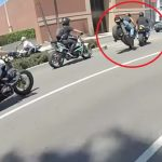 A Riding Group, A Cop, And A Crash – Who's At Fault? (Video)