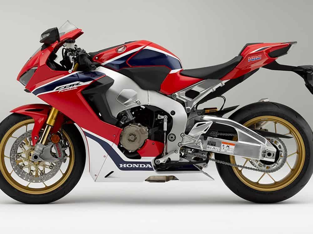Honda CBR1000RR_SP1 Left View