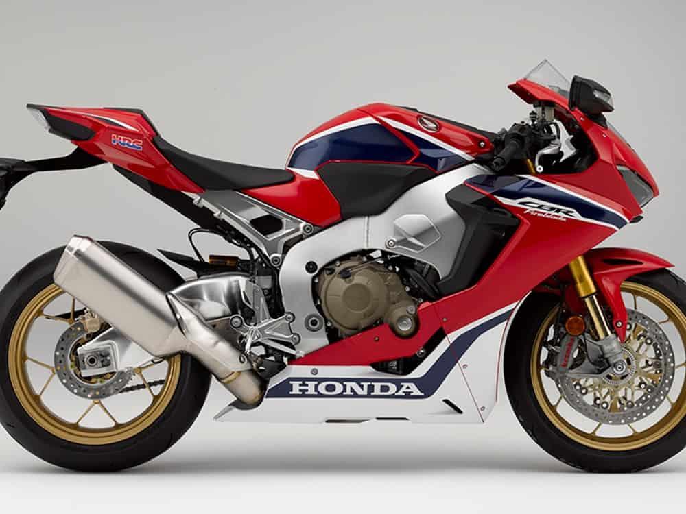 Honda CBR1000RR_SP1 Side View