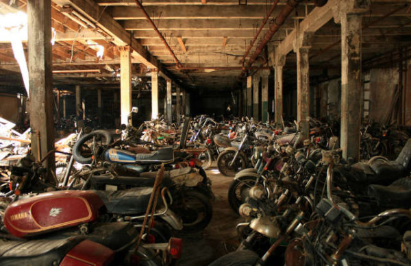 New York Motorcycle Graveyard 8