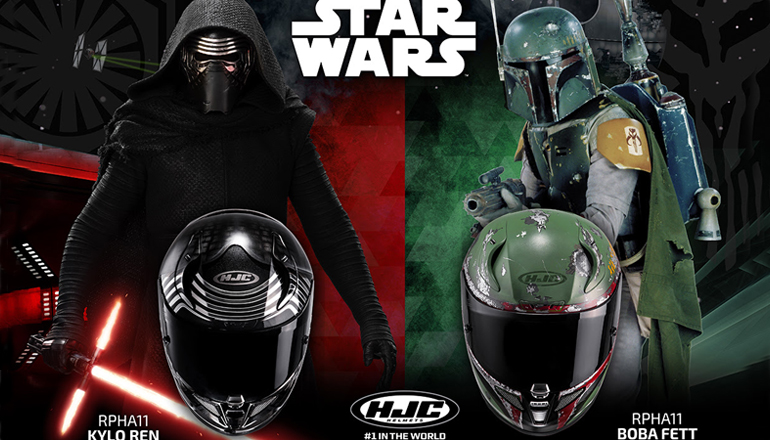 HJC Star Wars Helmets 1