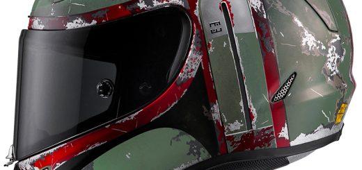 HJC Star Wars Helmets - HJC Boba Fett Helmet 2