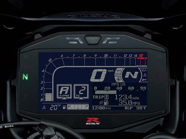2017 GSX-R1000R & GSX-R1000 14