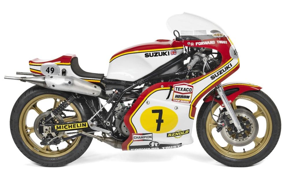 1976 Suzuki RG500