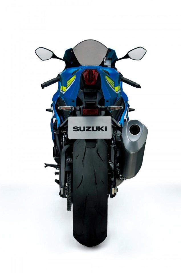 2017 GSX-R1000R & GSX-R1000 6