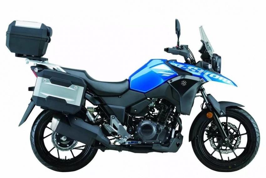 Suzuki GSX-R250 & Suzuki V Strom 250 7