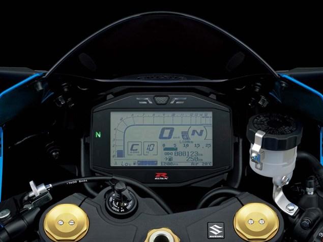 2017 GSX-R1000R & GSX-R1000 13