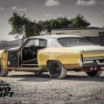 Fast & Furious Tokyo Drift 1972 Chevrolet Monte Carlo Goes To Auction On eBay