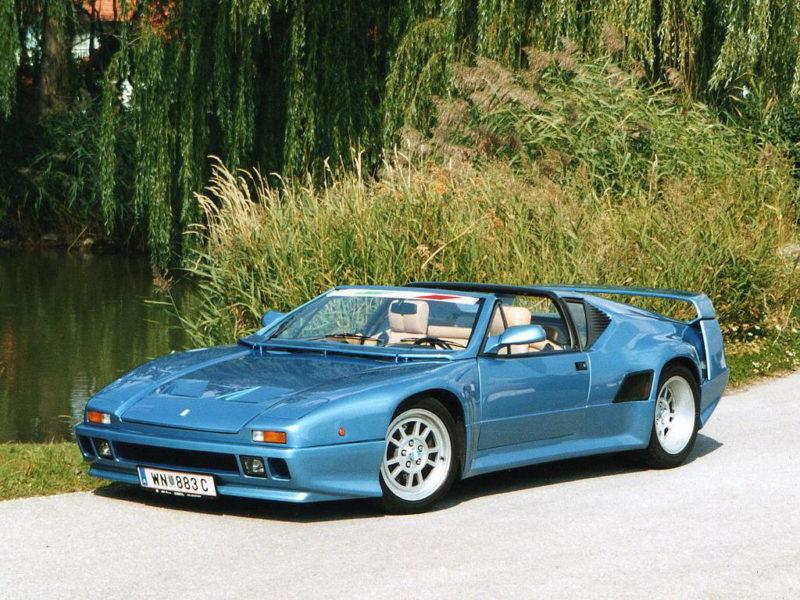 1993 De Tomaso Pantera SI