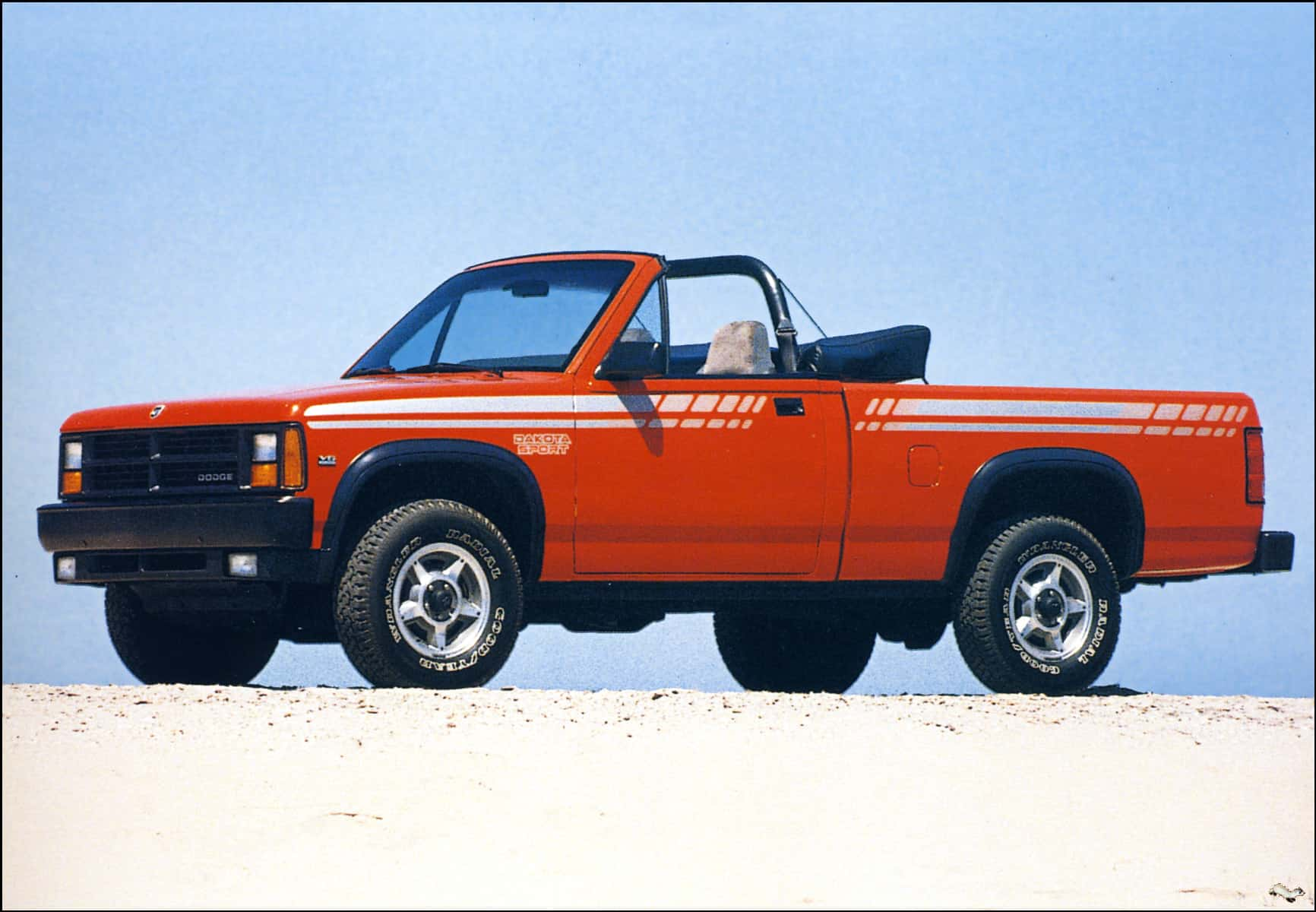 top ten pickup trucks - Dodge Dakota