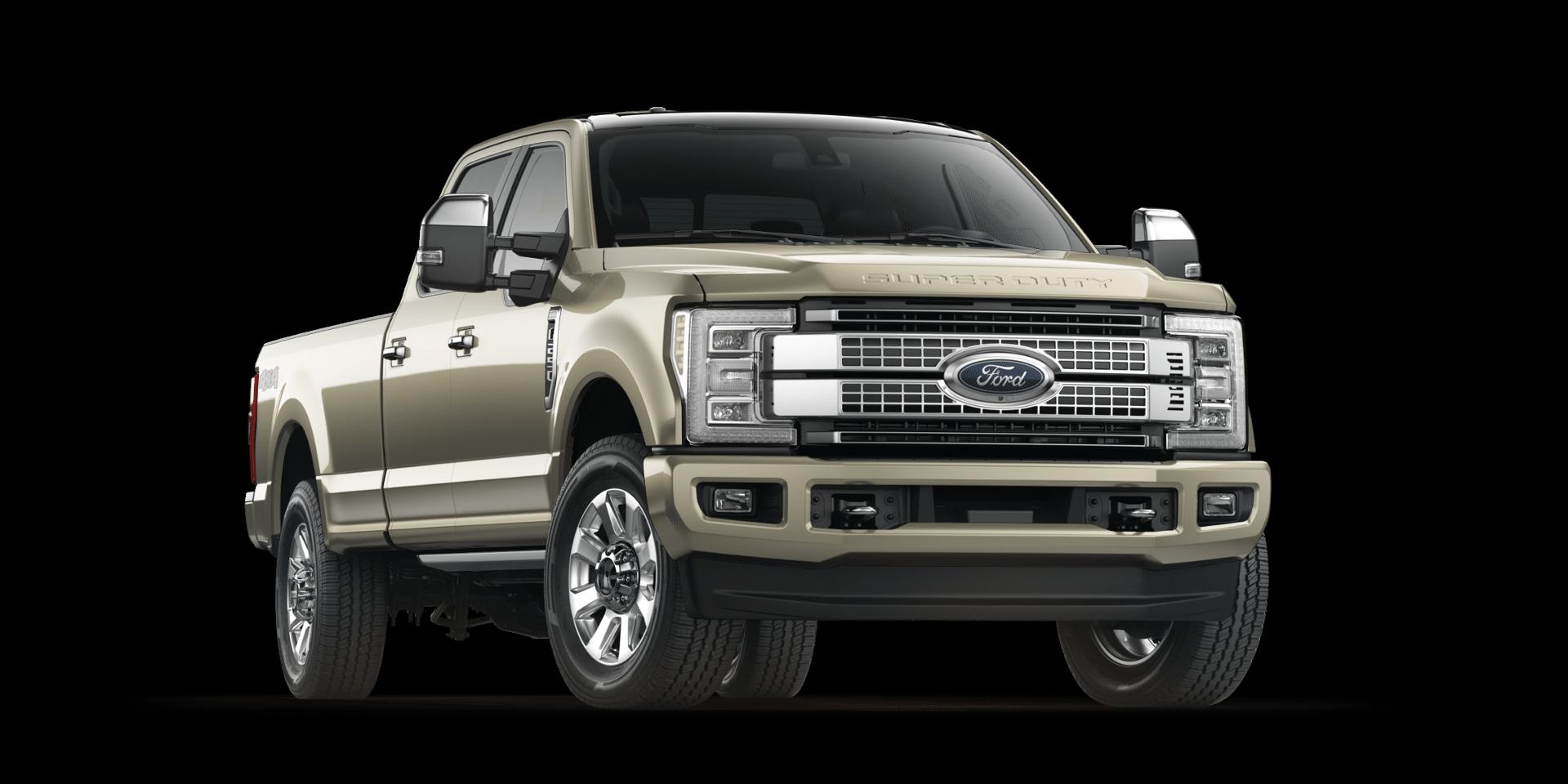 most expensive truck - f-250-platinum