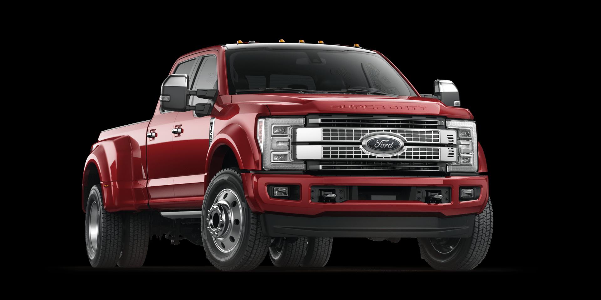most expensive truck - f-450-platinum