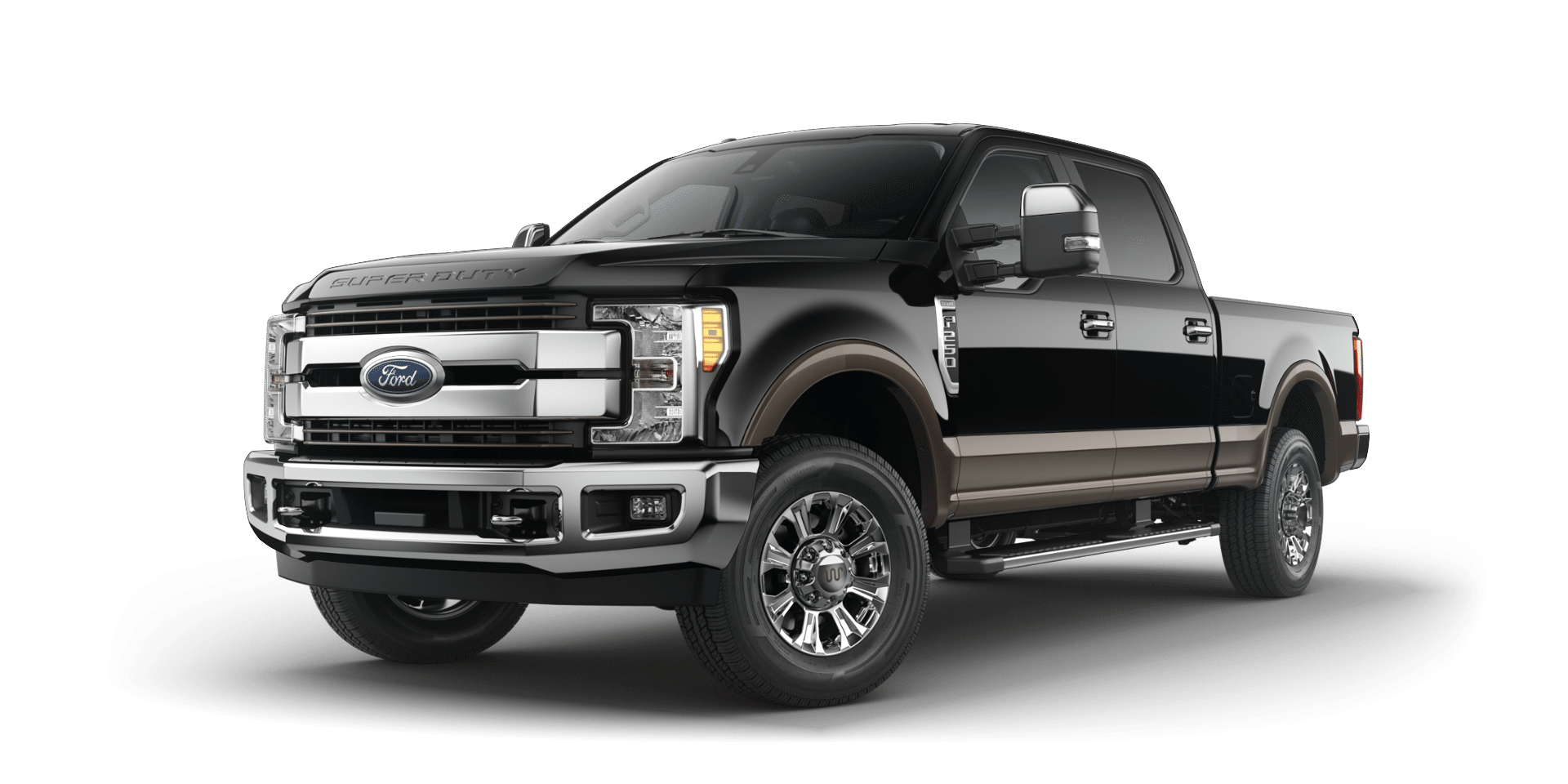 most expensive truck - Ford f250-king-ranch
