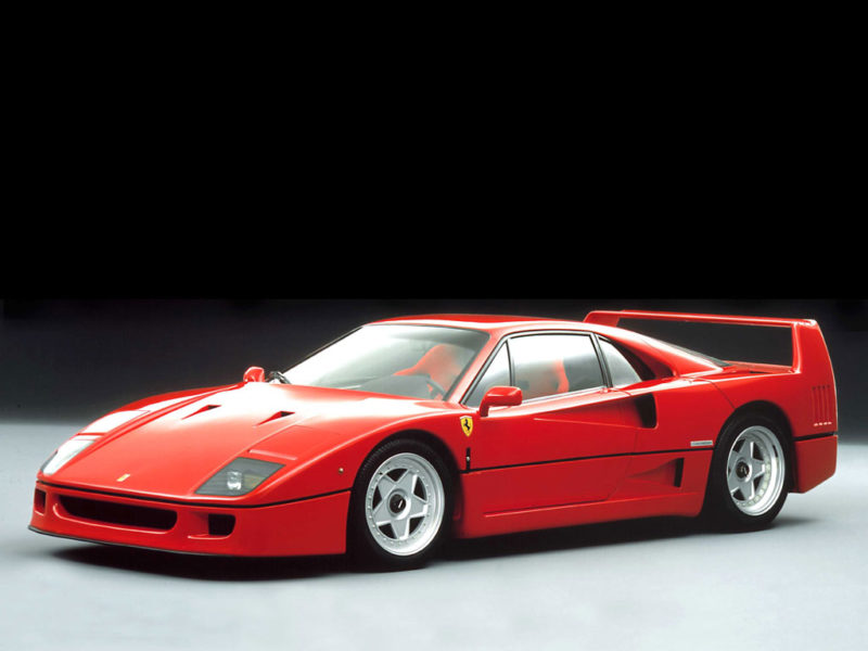 Beautiful Supercars - Ferrari f40