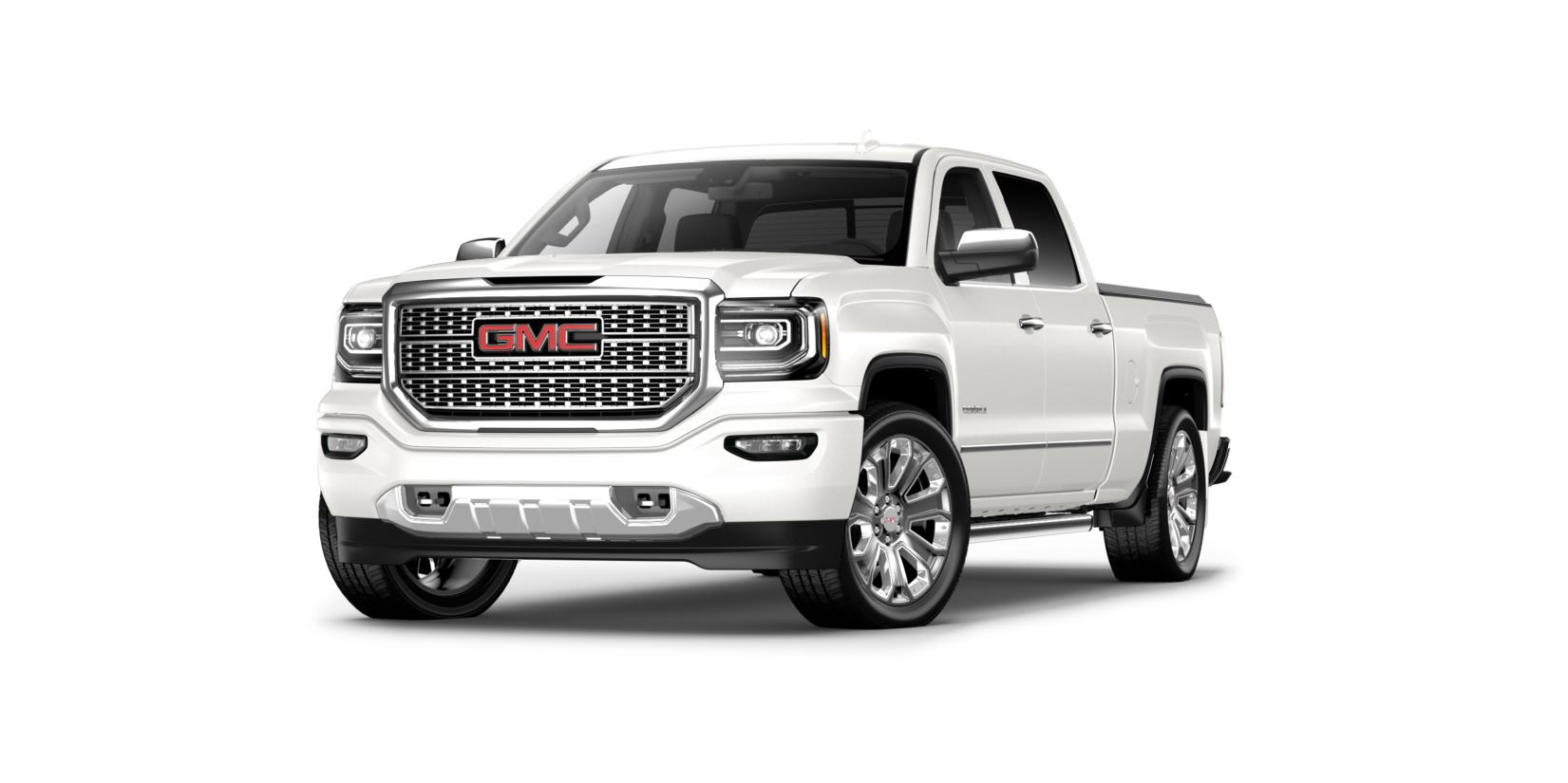 most expensive truck - sierra-1500-denali
